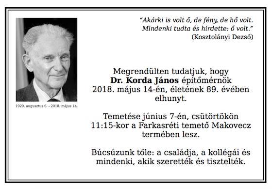 gyaszhir-dr-korda-janos